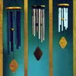 Chimes and Garden Ornaments